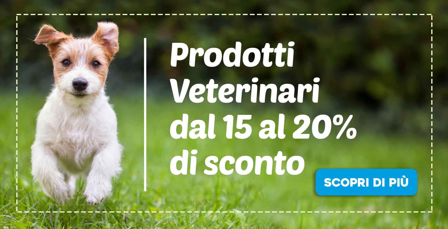 Prodotti Veterinari Cani e Gatti