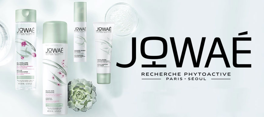 20% di sconto sui prodotti Jowae